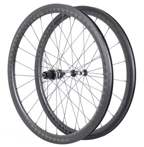 Carbon fiber Bike Wheelset,T700 Full carbon Road Bicycle Wheelset,18K carbon warranty 18 month Road Bike Carbon Wheelset