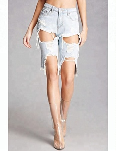 80a45314a Girls Sexy Short Jeans, Girls Sexy Short Jeans Suppliers and Manufacturers  at Alibaba.com