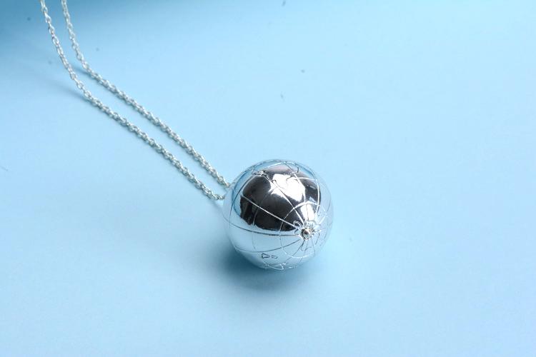 Alibaba china silver globe pendant necklacealloy sweater necklace alibaba china silver globe pendant necklace alloy sweater necklacechristmas ornament mozeypictures Gallery