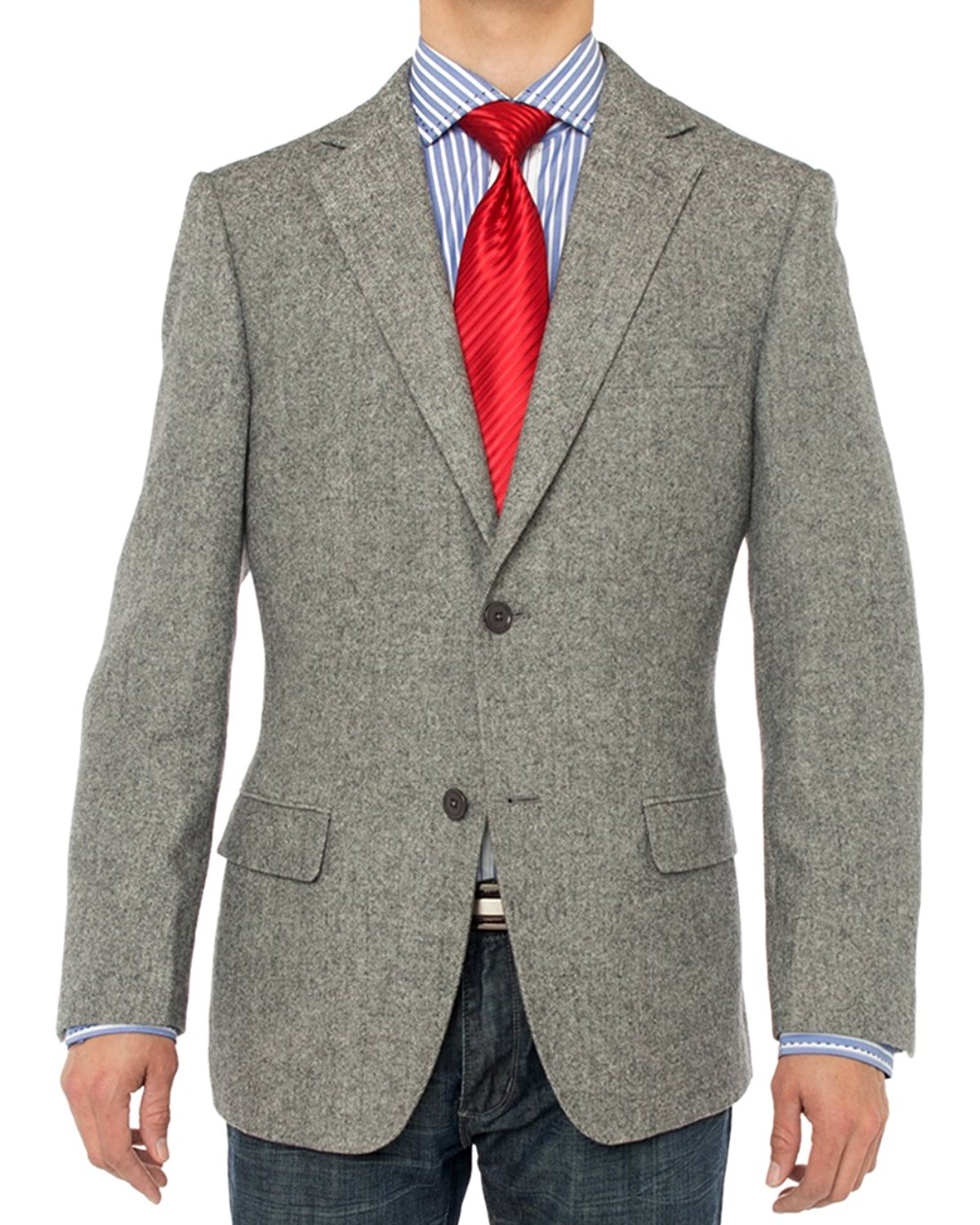 dd60578894a Get Quotations · Luciano Natazzi Men s Camel Hair Blazer Modern Fit Suit  Jacket