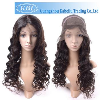Guangzhou Remy Mink Brazilian Hair Wig Human Hair Womens Toupee ... a1a1e499c3