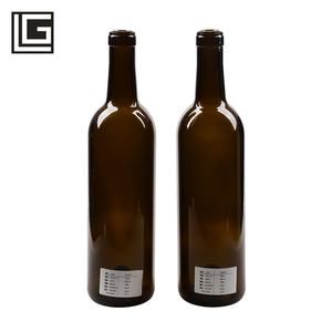Glass bottle manufacturer direct supply cheap 750 ml wine bottle