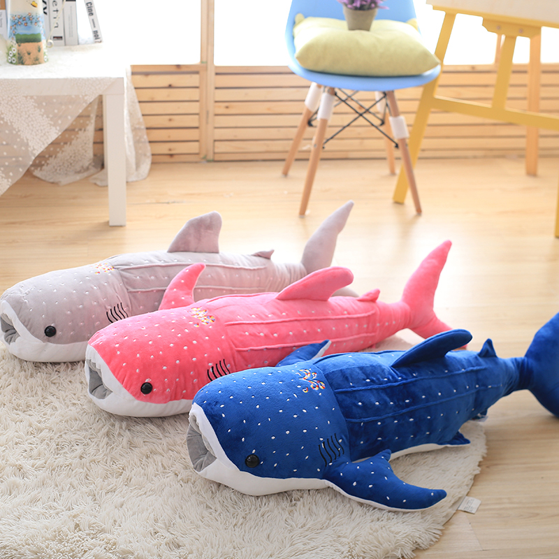 21.5 Inch Stuffed Sea Animal Soft Shark Plush Toys