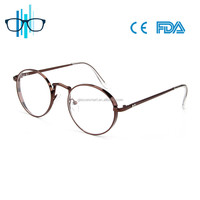 Cheap Plastic Popular Optical Vintage Eyeglasses Frame