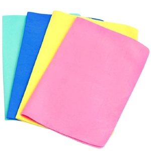 wholesale cheap hair drying PVA cooling chamois sport towel