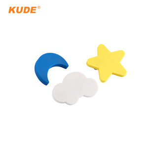 Moon Star Cloud Pattern Cartoon Knob Children Cabinet Handles