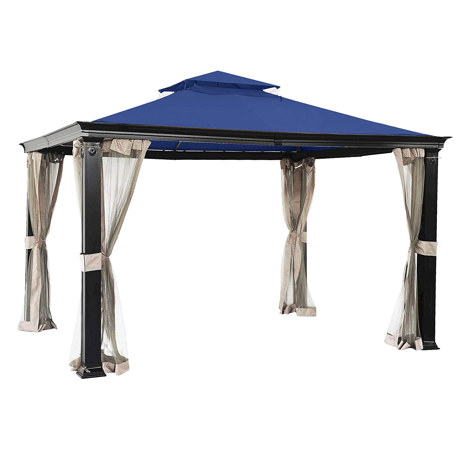 Replacement Canopy Top Cover for Expo Design 10 x 14 Gazebo Patio ...