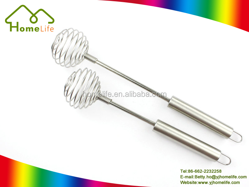 Baking Tools Stainless Steel Rotary Manual Egg Beater