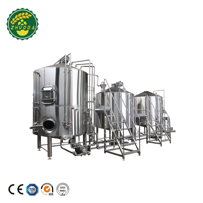 Professional Brewing Equipment 2000L Beer Brewery Equipment For Sale