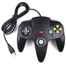 Clássico <span class=keywords><strong>Controlador</strong></span> <span class=keywords><strong>N64</strong></span> iNNEXT <span class=keywords><strong>N64</strong></span> USB Wired PC Game pad Joystick <span class=keywords><strong>N64</strong></span> Bit USB Wired Game pad <span class=keywords><strong>Controlador</strong></span> Joy Stick para o Windows P