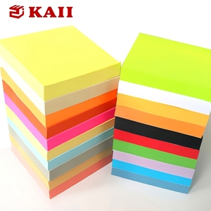 KAII Super Sticky Notes 3x3-Inches Macaroon Color 5 Pads 90 Sheets Per Pieces
