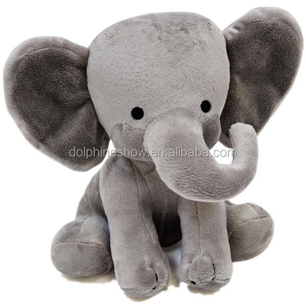 Lebensechte Billige Weichen Plüsch Elefant Spielzeug Werbe Niedlich Gefüllt Grauen Mini Plüsch Elefanten Buy Mini Plüsch Elefantenelefant