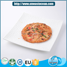 Hot selling Japanese snack food tasty wholesale frozen seafood cake