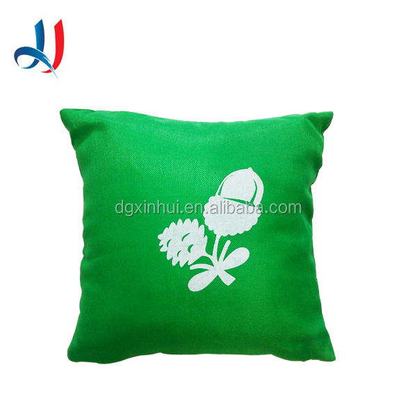 Personalized Comfortable Linen Handmade Custom Printed Throw Pillowcase Home Decoration for Bed Sofa
