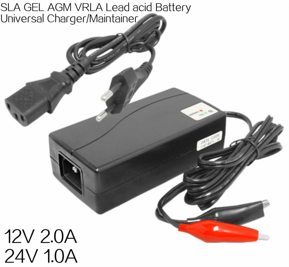 12v Sla Gel Agm Vrla Lead Acid Battery 2a Universal Solar Charger Circuit Can Charge Or Buy Charger12v Chargermaintainer Product On