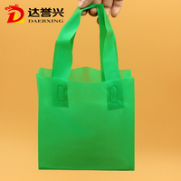 taobao all size customized packing tote shopping plastic bag supplier