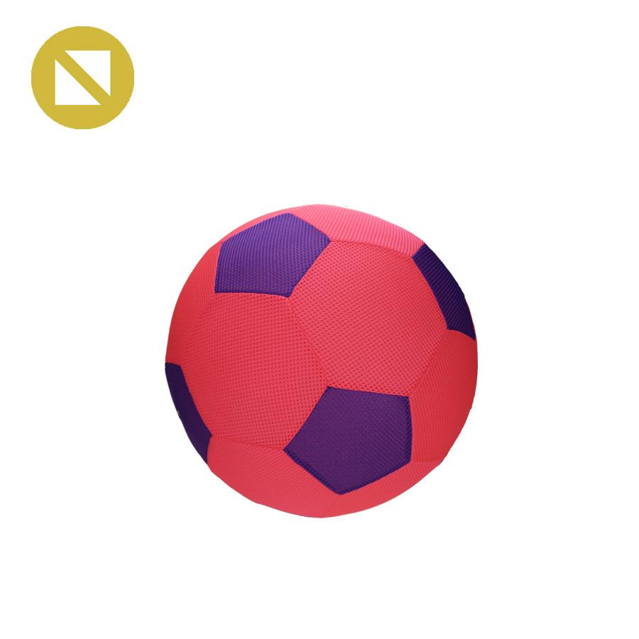d83ca3c42 40 cm tecido coberto de futebol de praia inflável do pvc brinquedo bola de  praia