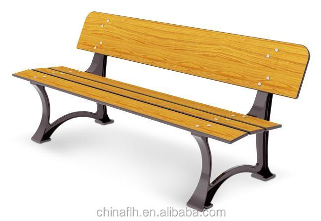 2016 barato de al aire libre banco de parque de ocio sentarse banco de jard n para la venta - Banco jardin barato ...