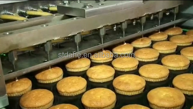 Cake Injection Machine Amp Vacuum Depanner Cake Demoulding