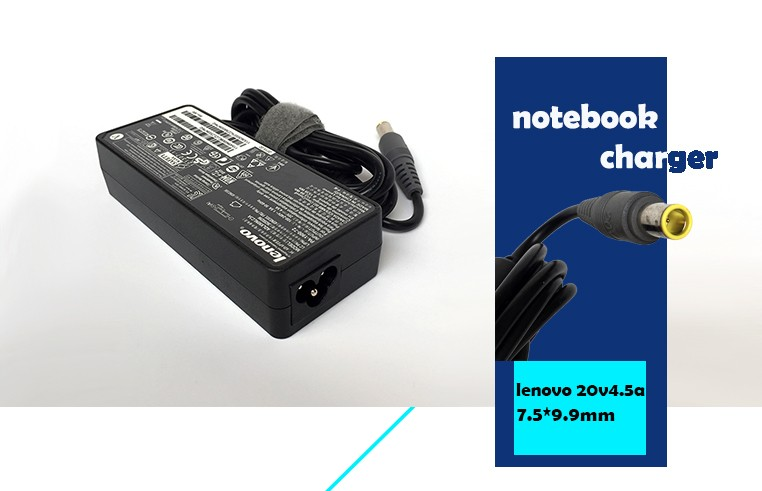 OEM China factory ac Laptop Adapter for Levono 20V4.5A90W Notebook charger with USB connector