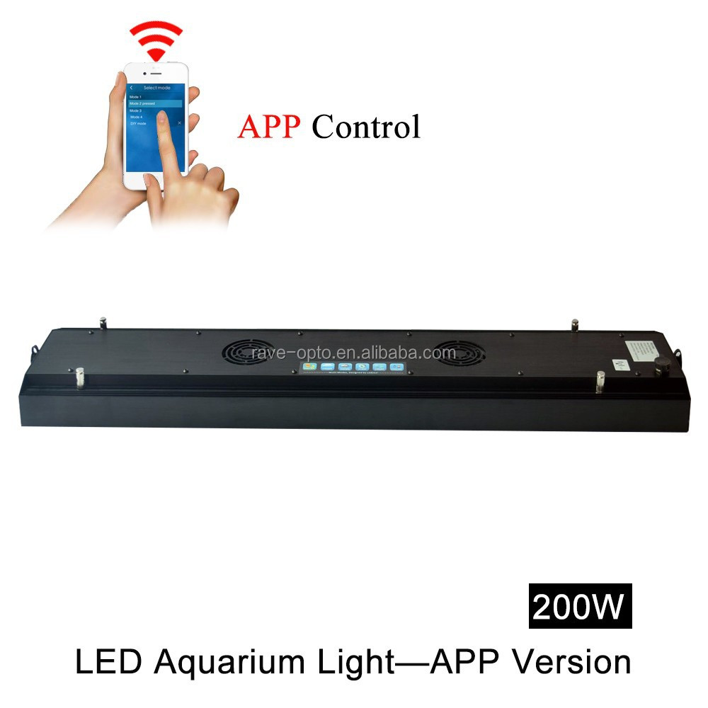Android App Control S200 36inch Led Aquarium Light For 30 Gallons ...
