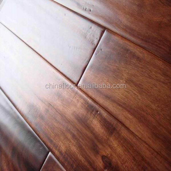 Acacia Handscraped Wood Flooring View Acacia Handscraped Wood