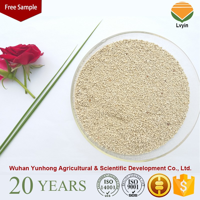 NPK 15-15-15+S compound fertilizer