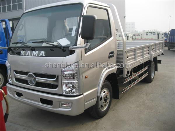 4WD Household van 4x4 cargo truck (load 4t-5t, single cab)
