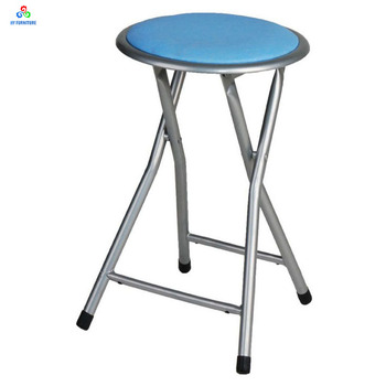 Groovy Small Folding Stools Metal Round Stacking Stools Padded Folding Stool View Folding Stool Metal Hy Product Details From Zhangzhou Haiyang Furniture Creativecarmelina Interior Chair Design Creativecarmelinacom