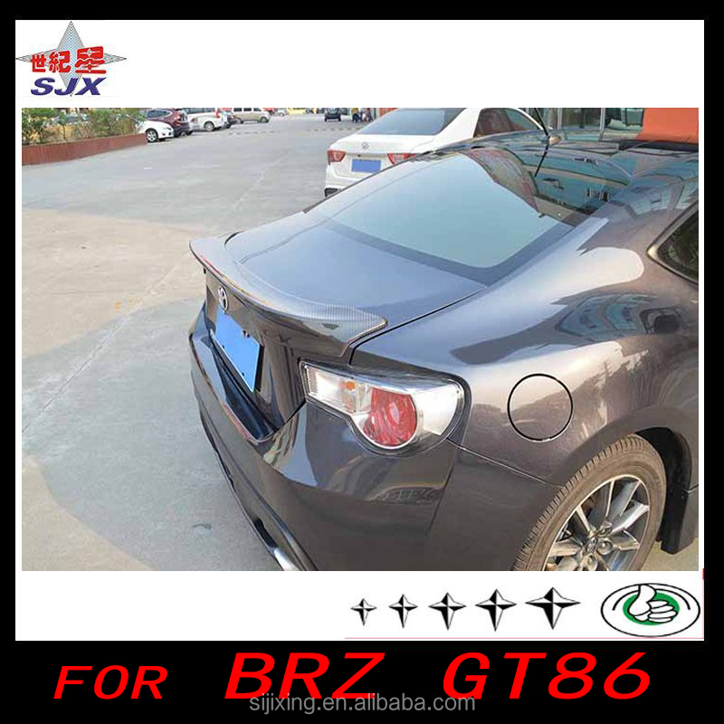 FOR Toyota FT86 GT86 Sicon FR-S TRD Style Rear Trunk Spoiler Wing