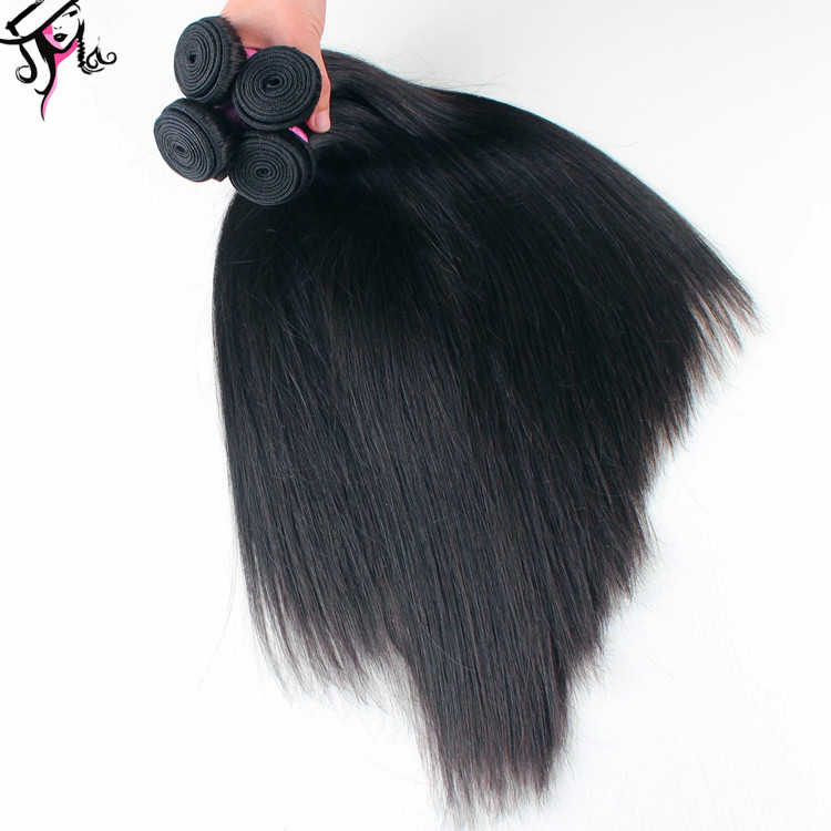 8A top quality wholesale hair! Indian remy hair extension, 100% virgin Indian hair,hair weavon