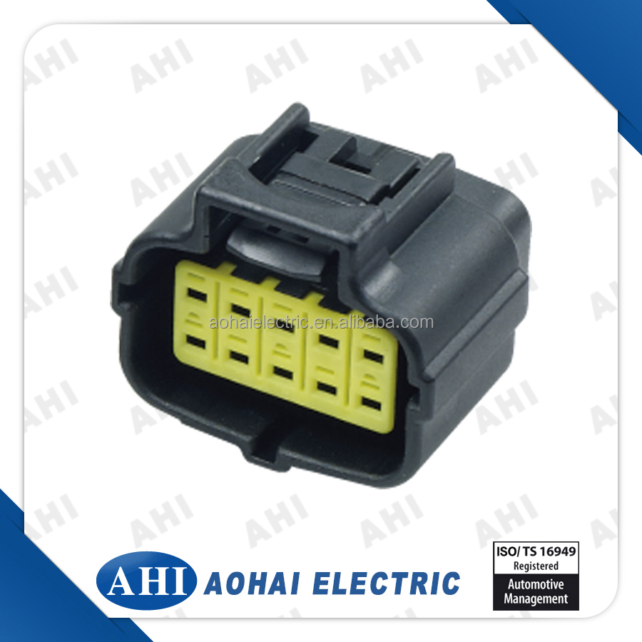 Lpg Cng Pbt Female Terminal Wire Automotive 10 Pin Electrical Wiring Supplies Connectors Used For Cars Buy Connectorautomotive Connector