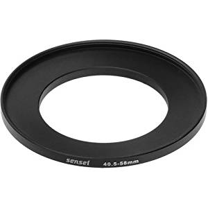 Sensei 49mm Lens to 55mm Filter Step-Up Ring 4 Pack