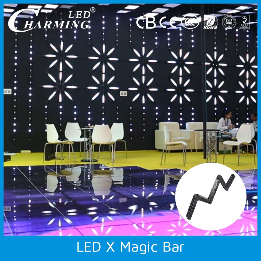 Dmx Graphics Led Light Bar