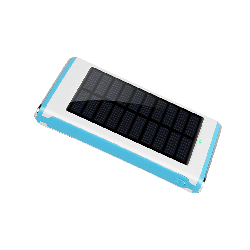 Wedding souvenirs Solar panel for eternal energy battery charger 10000mah