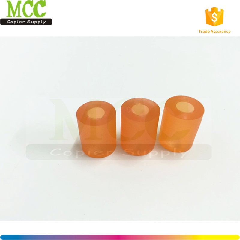 Orange Paper feed roller tire For Konica Minolta Di2510 Di3510