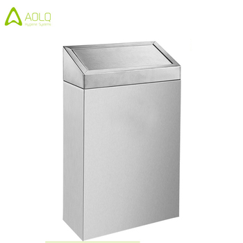 High Quality Stainless Steel Kitchen Recycle Cheap Dust bin