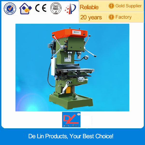 Easy to operate core drilling machine specifications for iron and steel