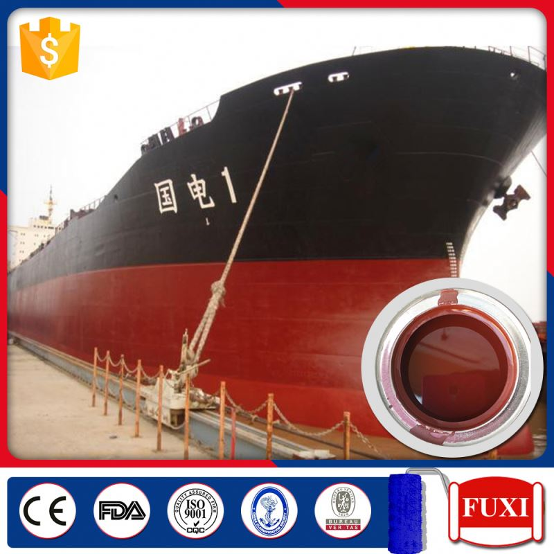 Anti Corrosion Salt Water Resistance Two-Component Polyurethane Marine Epoxy Boat Paint