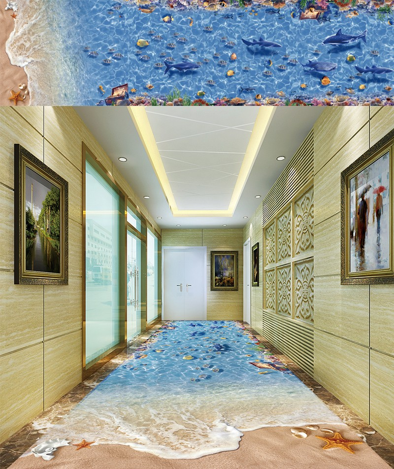 Hs3227 3d Toilet Floor Ceramic Tiles Designs 3d Tiles For