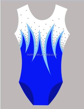 b825ea0ad Sublimation Colorful Girls Spandex Gymnastic Leotard - Buy Gymnastic ...