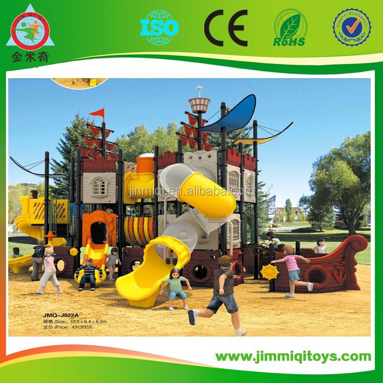 Pirate Ship Playground,Pirate Ship outdoor Playground,plastic outdoor playground