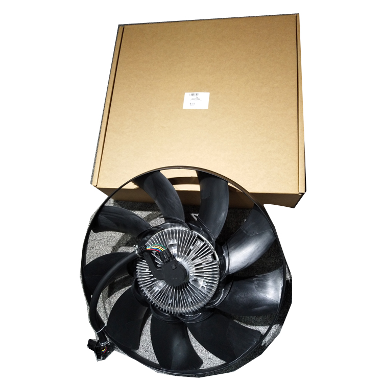 LR023392 Factory Price Auto Engine Cooling Clutch Fan Blade Assembly