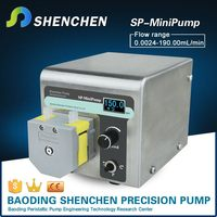 High-precision electric pump ,programmable metering pumps for glycerin,adjustable speed handling pump for honey