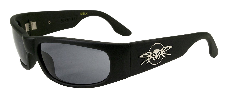 2ec0dcf6a67 Get Quotations · Black Flys Sonic Fly Sunglasses - Matte Black w Polarized  Lenses