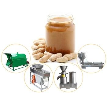 peanut colloid mill peanut butter grinding machine price