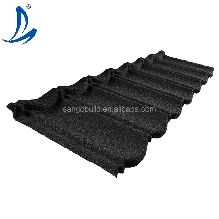 Popular Color Roof Tile Of 2017 Guyana Top Quality Fish