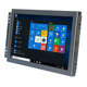 "New product 10.1"" resistive touch screen 10 inch open frame lcd monitor"