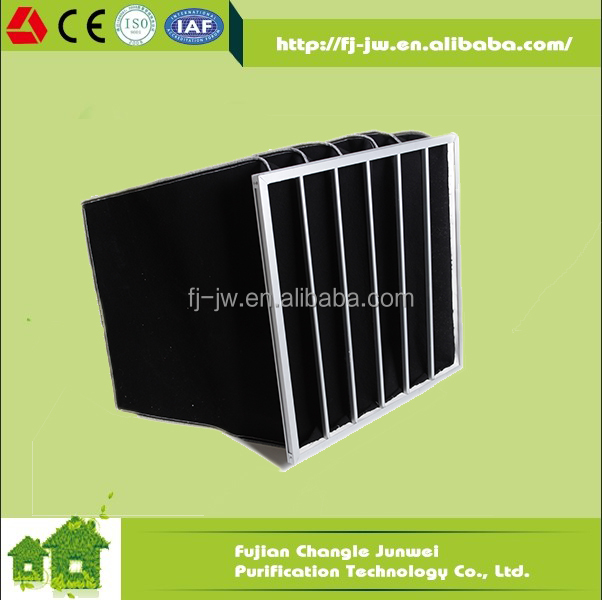 Low Airflow Activated Carbon Filter Bag,Spray Booth Carbon Air ...