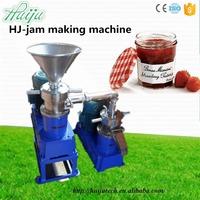 Excellent performance fruit jam production process/fruit jam making machine HJ-P12